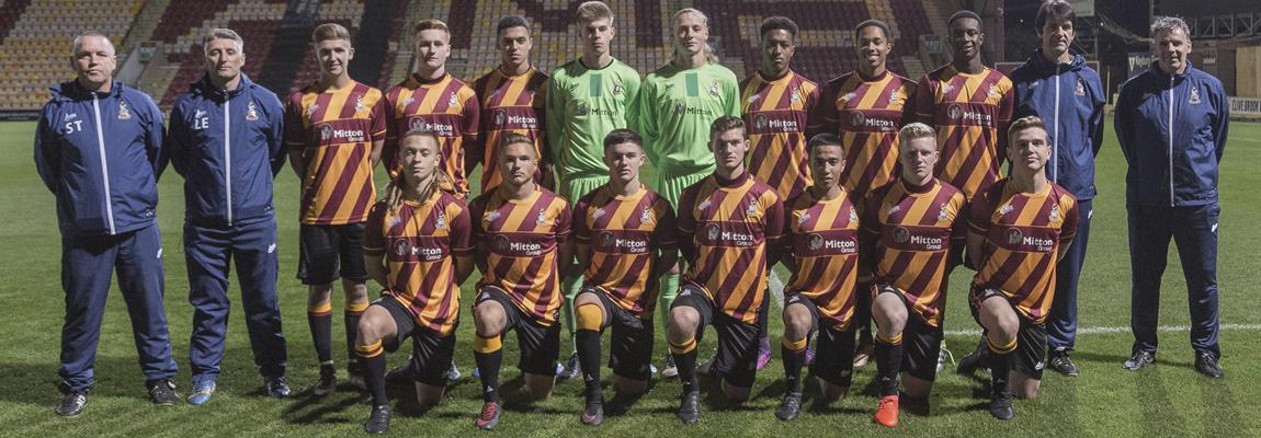 Bradford City Academy Under 18's