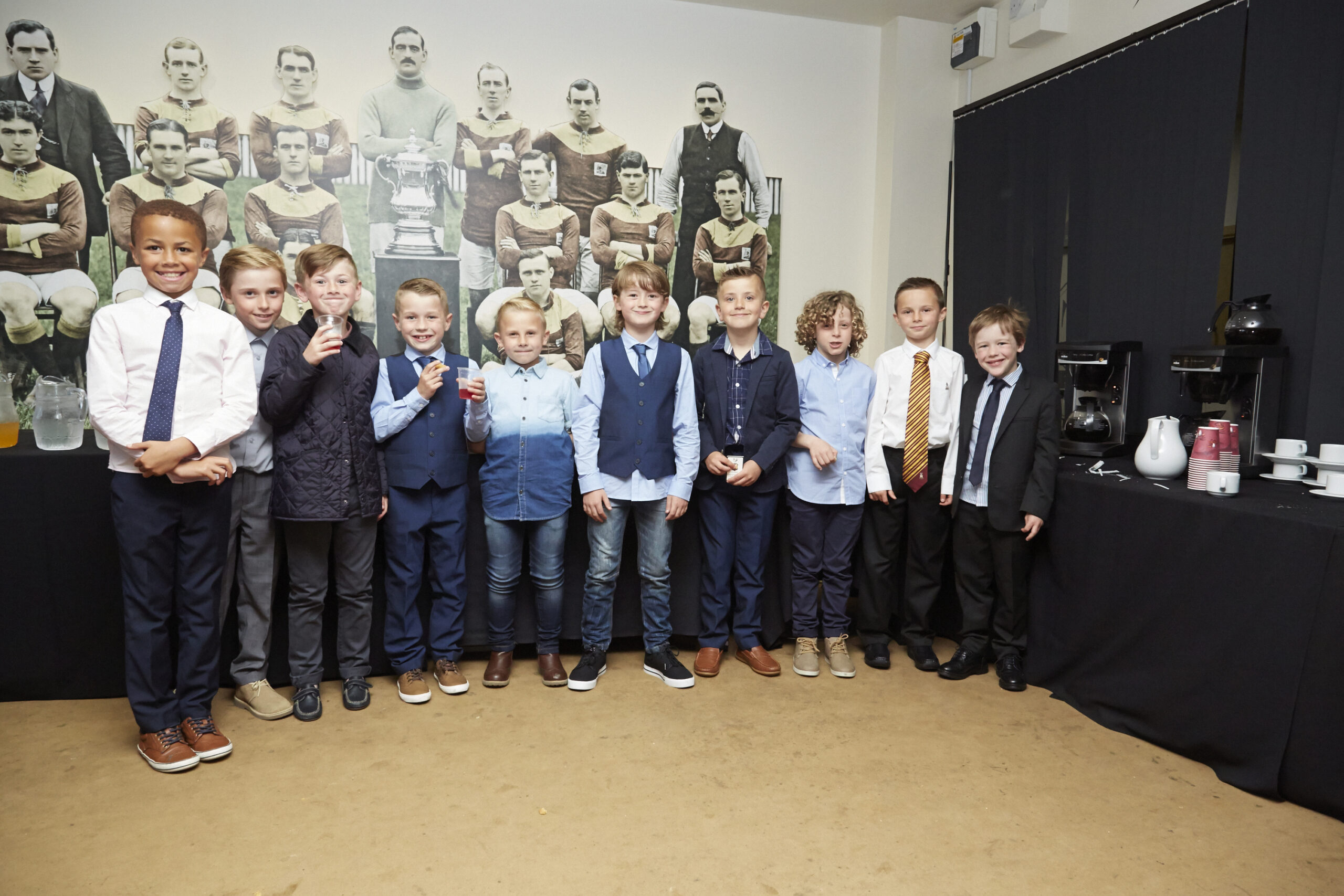 U8 New Signings