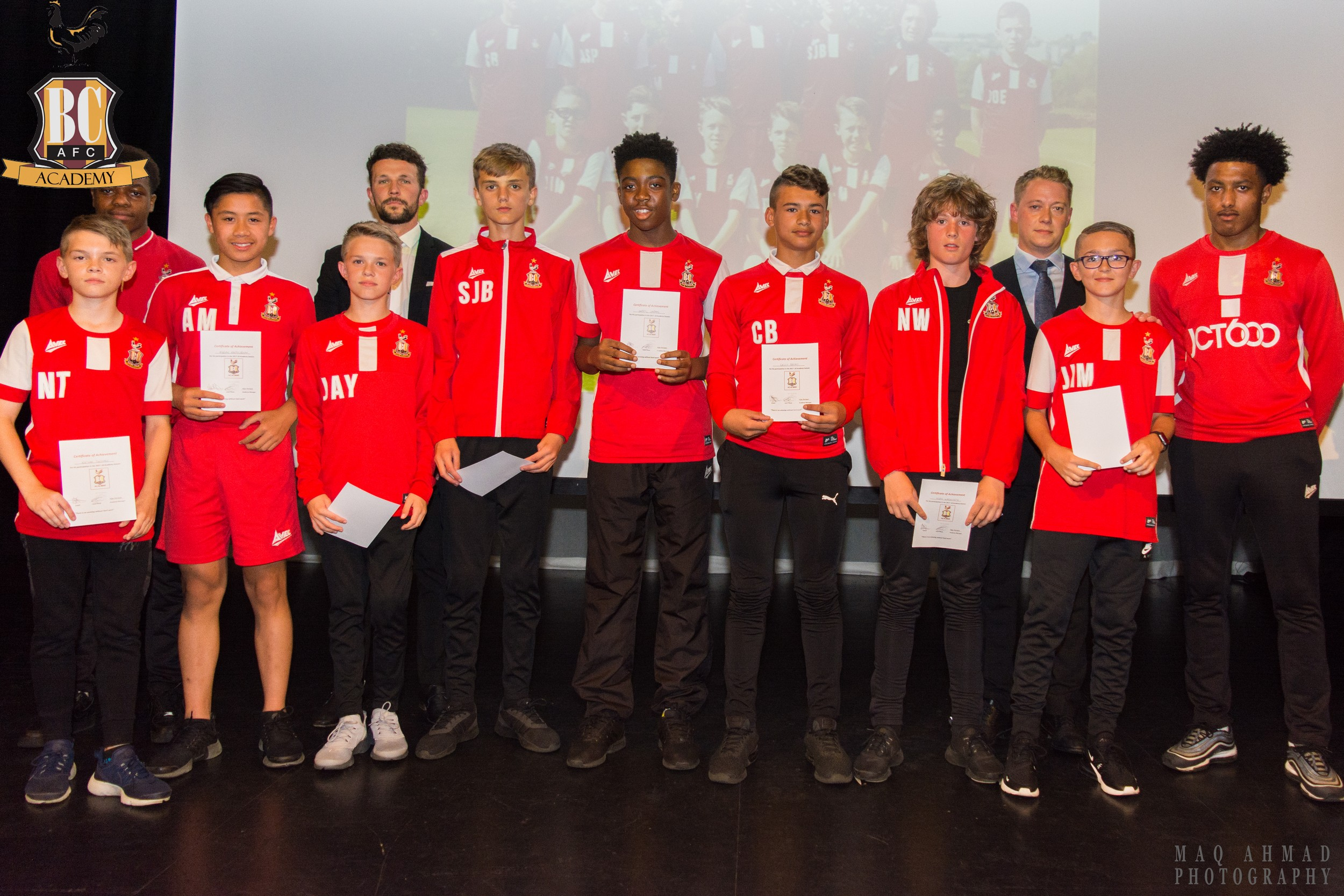 Awards Ceremony 2017/18