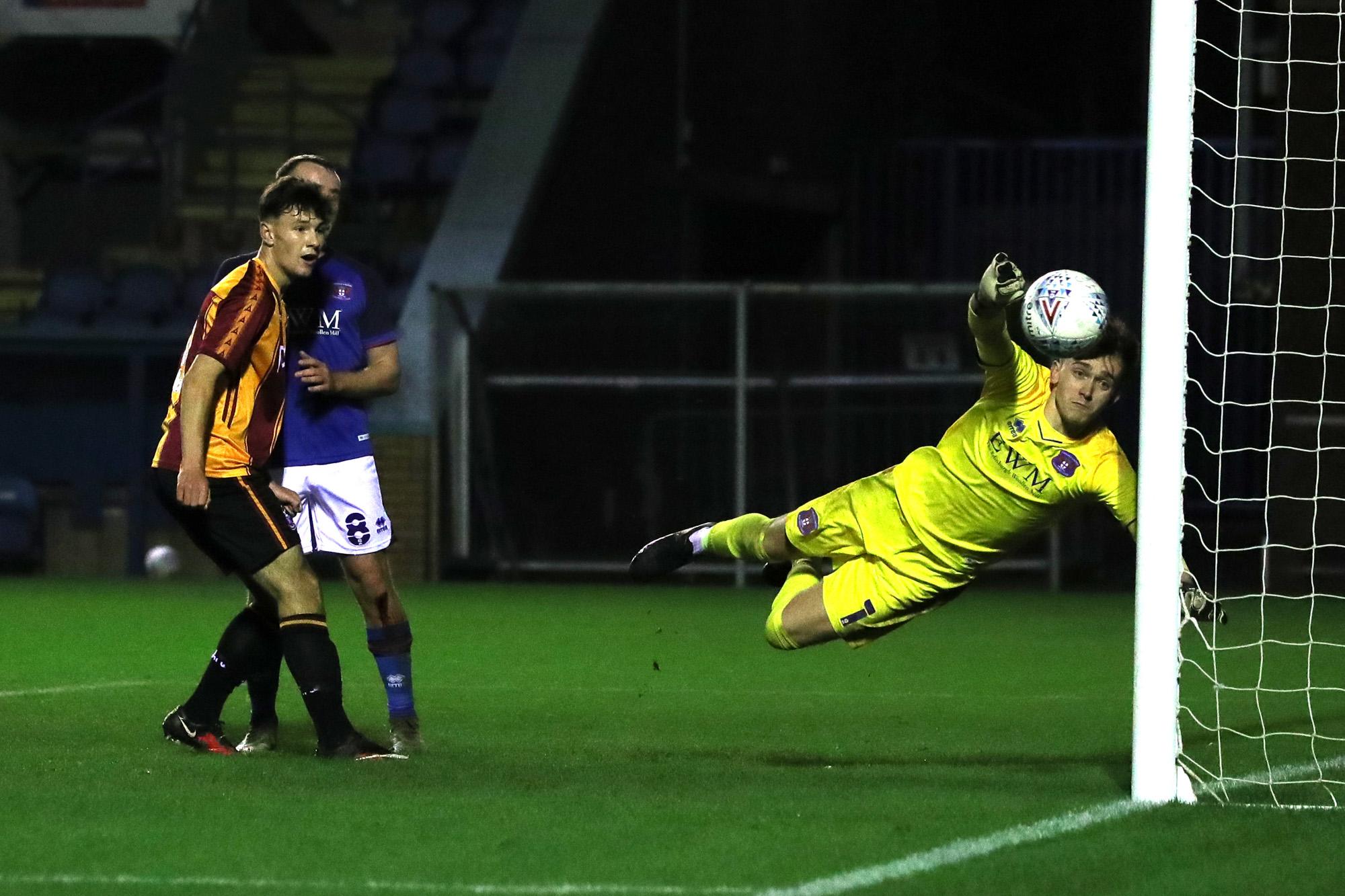 FA Youth Cup: vs Carlisle United
