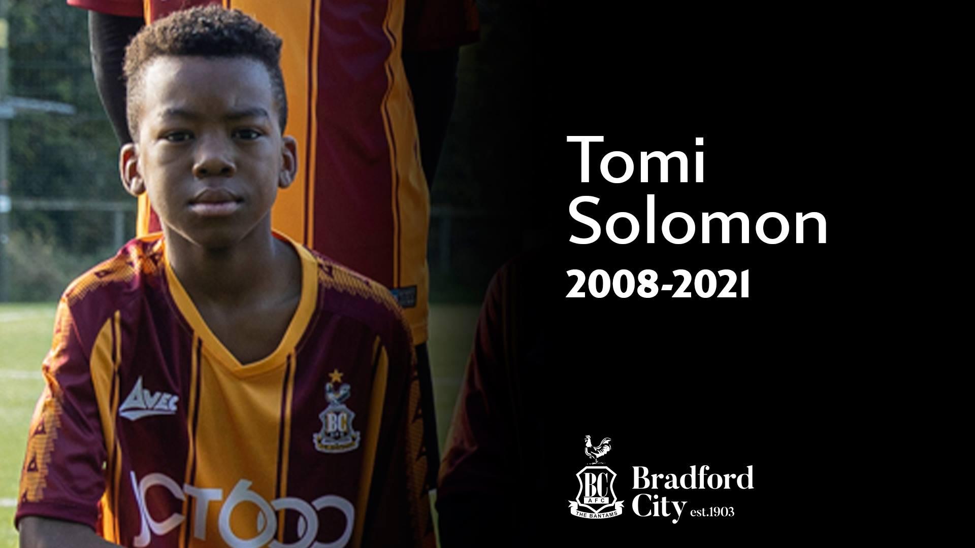 Tomi Solomon